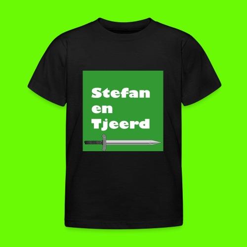 Stefan en Tjeerd - Kinderen T-shirt