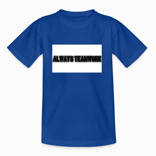 at team - Kinderen T-shirt