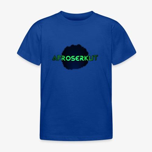 AfroSerkut LOGO - Lasten t-paita