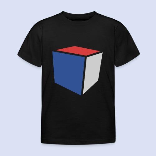Cube Minimaliste - T-shirt Enfant