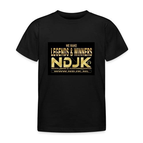 LOGO NDJK LEGENDS - Kinderen T-shirt