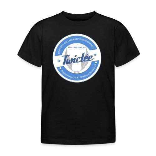 logo twictee - T-shirt Enfant