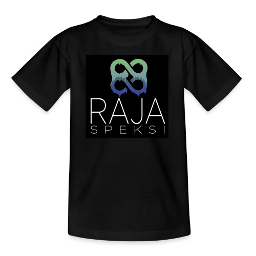 RajaSpeksin logo - Lasten t-paita