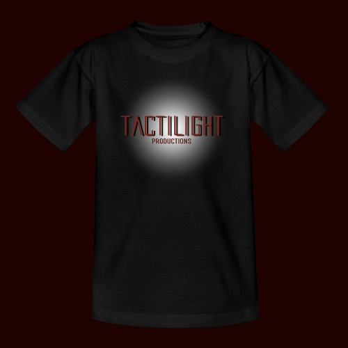 Tactilight Logo - Kids' T-Shirt