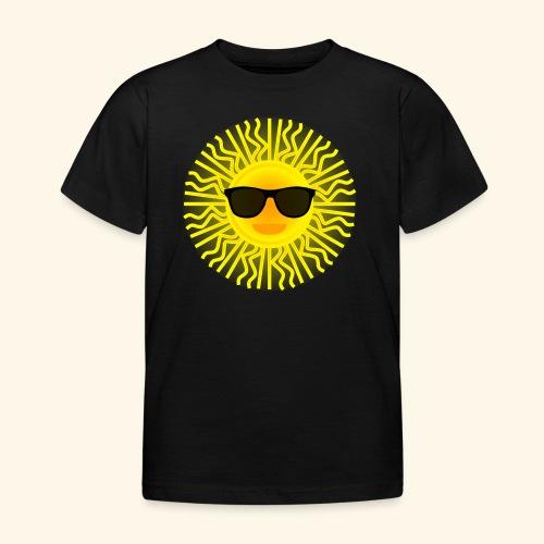 Sol de Canarias - Camiseta niño