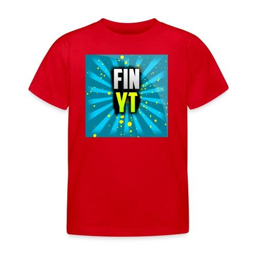 Uusi Youtube Logo - Lasten t-paita