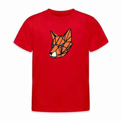 renard geometrique - T-shirt Enfant