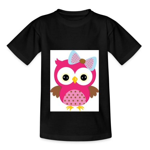 Eulenprints - Kinder T-Shirt