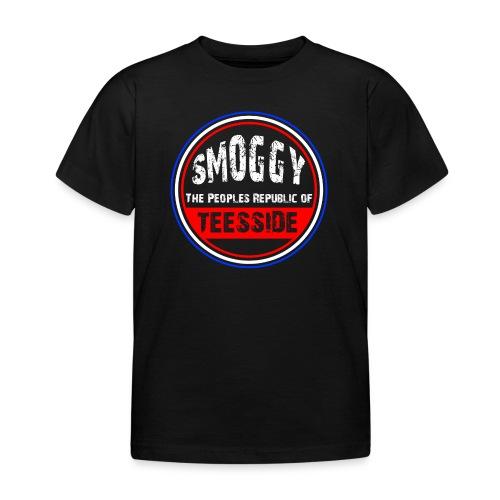 smoggyprt - Kids' T-Shirt