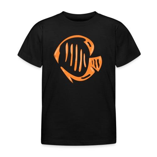 Aquarium Adventures Logo - Kids' T-Shirt