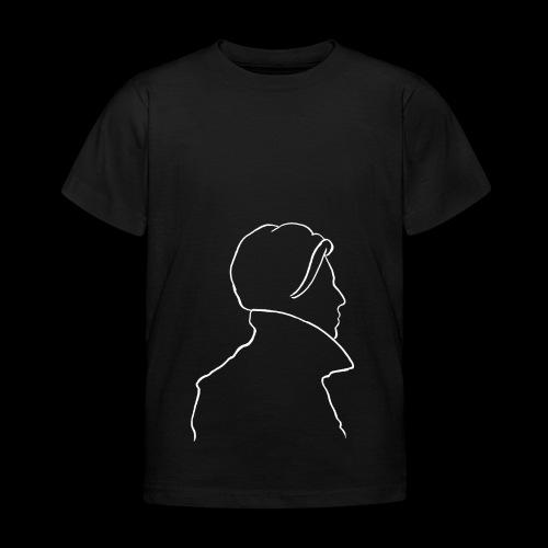 David Bowie Low (white) - Kids' T-Shirt