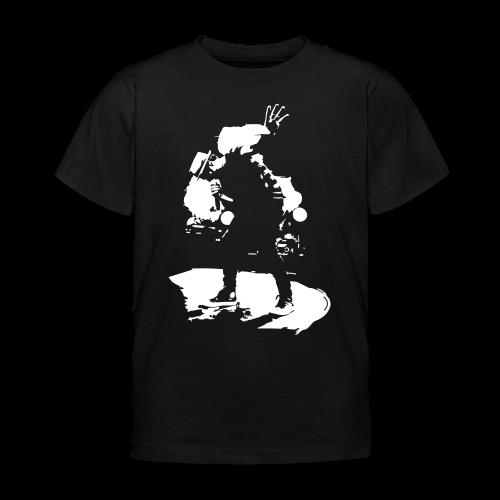 Johannes Oerding Silhouette - Kinder T-Shirt
