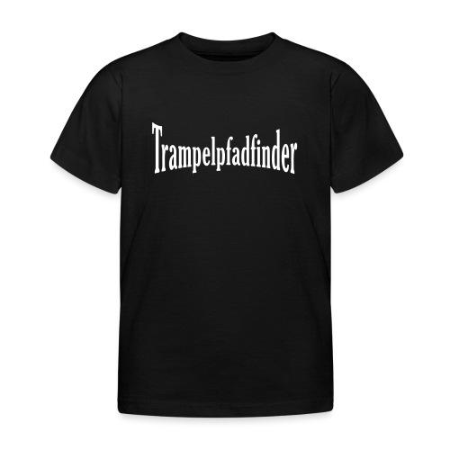 Trampelpfadfinder - Kinder T-Shirt
