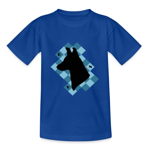SquareDog - Lasten t-paita