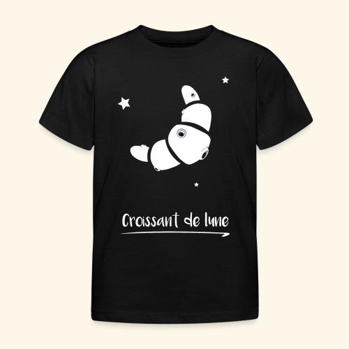 T-shirt   Croissant de lune - T-shirt Enfant