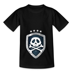 champion's league skull 06 - T-shirt Enfant