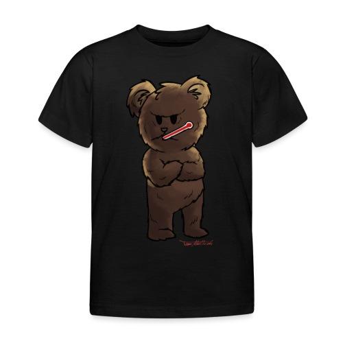 Fieber-Bär - Kinder T-Shirt