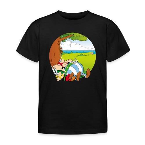 Astérix & Obélix Font Une Sieste - T-shirt Enfant
