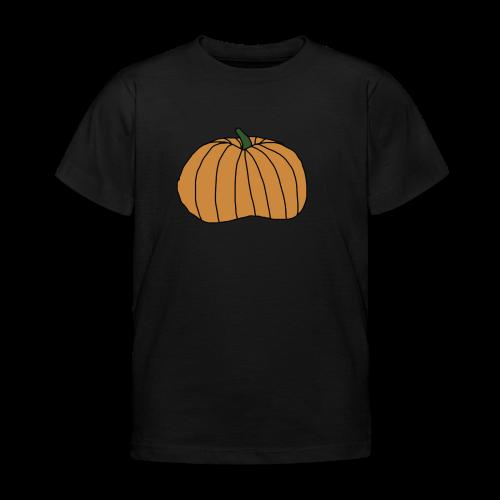 Gresskar Halloween Collection - T-skjorte for barn