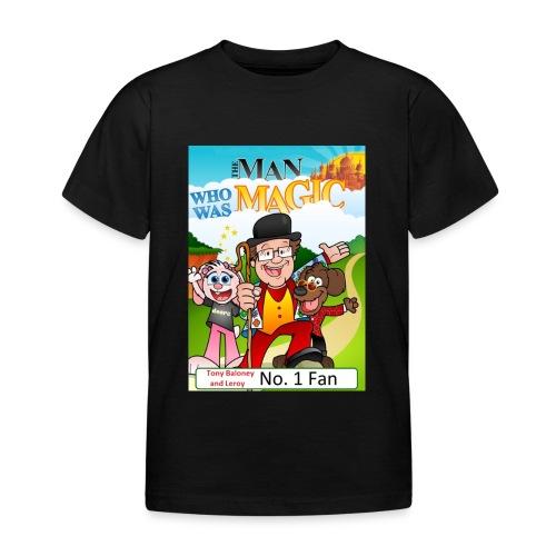 The Man who was Magic - Kids' T-Shirt