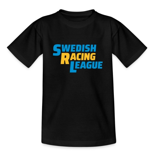 SRL utan GTS logo - T-shirt barn