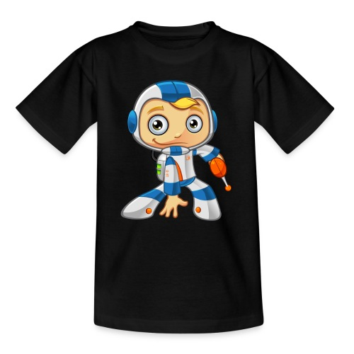 Space Boy LR11 - Kids' T-Shirt