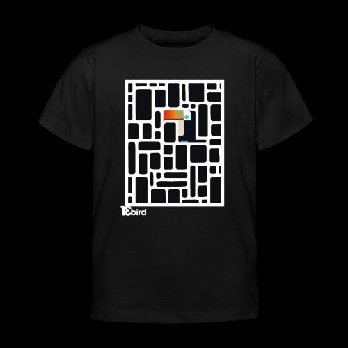 13 bird - Kinder T-Shirt