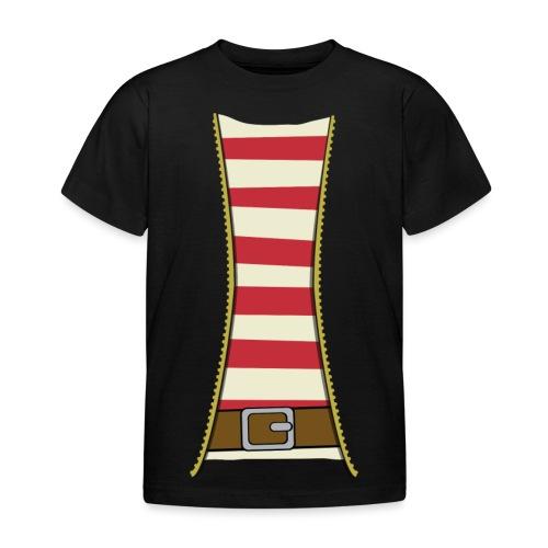 Pirate costume - Kids' T-Shirt