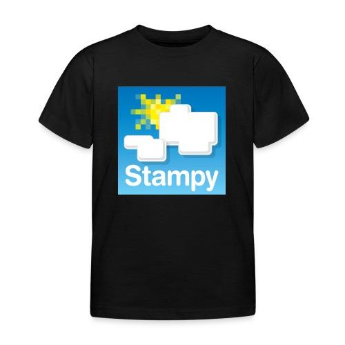 Stampy Sky thumb jpg - Kids' T-Shirt