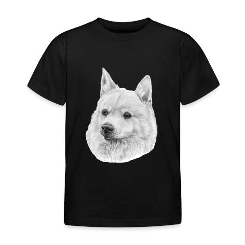 norwegian Buhund - Børne-T-shirt