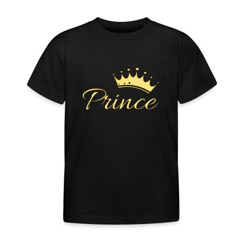 Prince Or -by- T-shirt chic et choc - T-shirt Enfant
