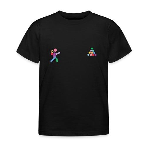joggskyt hipster edition - T-skjorte for barn