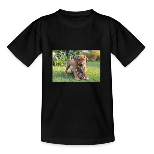 adorable puppies - Kids' T-Shirt