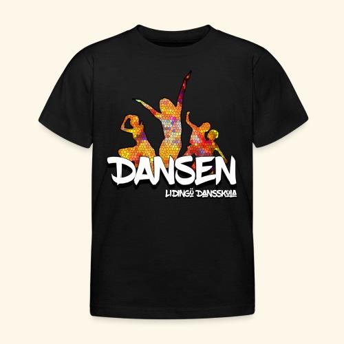 Dansen Mosaik - T-shirt barn
