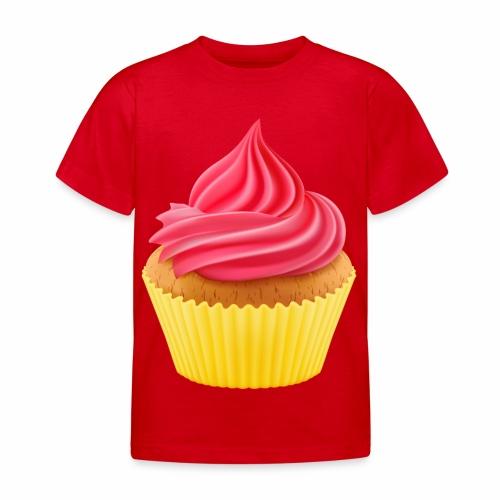 Cupcake - Kinder T-Shirt