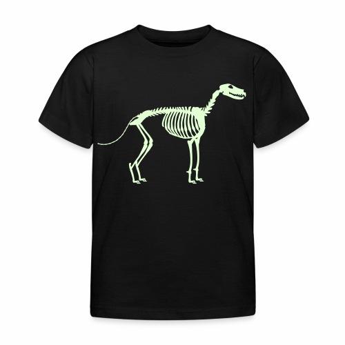 Paikka Luuranko Stay Skeleton - Lasten t-paita