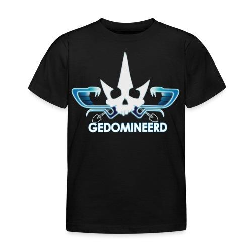 Gedomineerd - Kinderen T-shirt