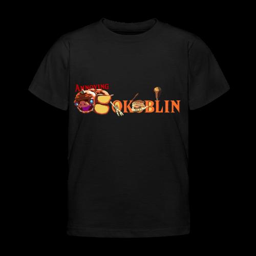 Main Channel Logo - Kids' T-Shirt