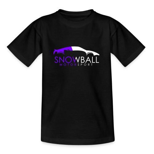 Snowball Motorsport - Kids' T-Shirt