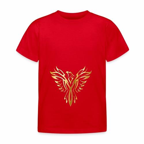 Złoty fenix - Koszulka dziecięca