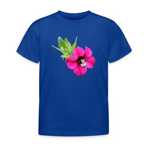 Miljoonakello ja kimalainen - Lasten t-paita