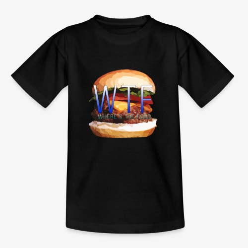 Where's my food - T-shirt Enfant