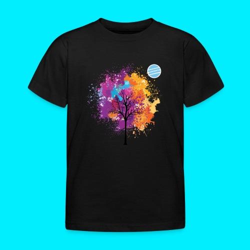 LOGO AUTUNNO BANCOMATTI - Maglietta per bambini