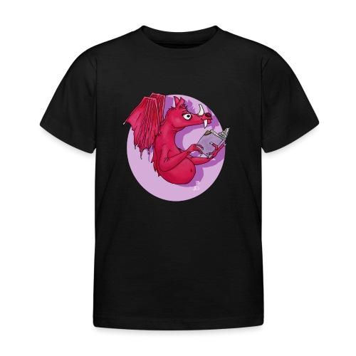 Magische Boekendraak - Kinderen T-shirt