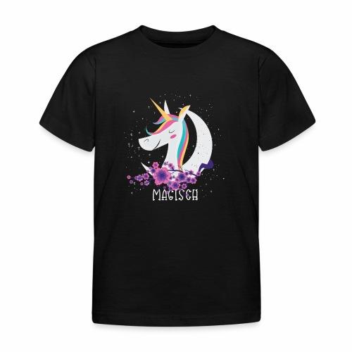Magisches Einhorn - Kinder T-Shirt