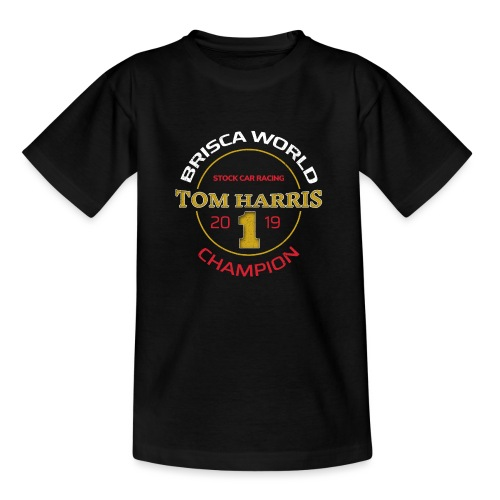 Tom Harris Brisca World Champion 2019 - Kids' T-Shirt