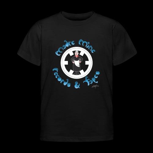 PC34 - madre mine records tapes la señora arcos - Camiseta niño