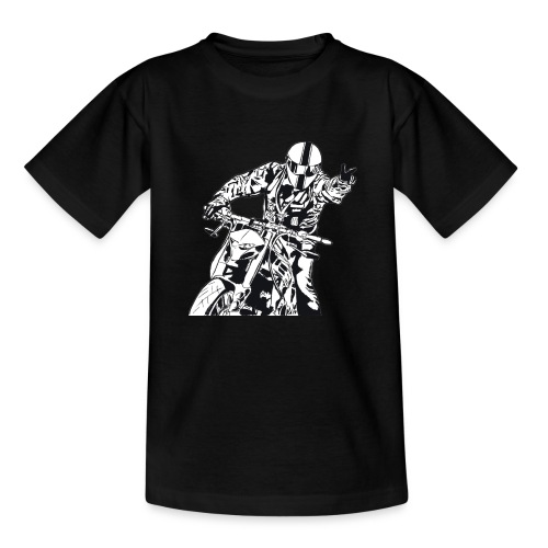 Streetfighter - Kinder T-Shirt