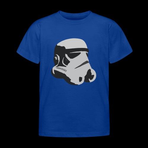 Stormtrooper Helmet - Kids' T-Shirt