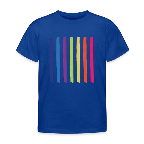 Linjer - Børne-T-shirt